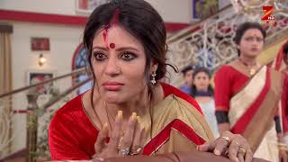 Aamar Durga - Indian Bangla Story - Epi 513 - Sep 5, 2017 - Zee Bangla TV Serial - Best Scene