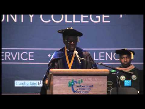 Cumberland County College's 2015 Graduation