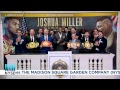 THE MADISON SQUARE GARDEN COMPANY (NYSE: MSG) RINGS THE NYSE OPENING BELL