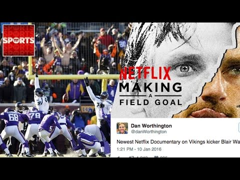 Blair Walsh MISSED Field Goal Sparks AMAZING Internet Reaction [Seahawks BEAT Vikings 10-9]
