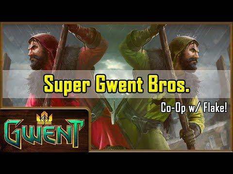 [GWENT] Super Gwent Bros!