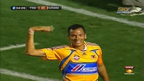 gol de blas prez tigres vs pumas 20 jornada 12 clausura 2008 liga mx hd
