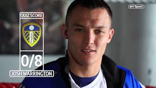 Leeds United Mastermind | Josh Warrington quizzed by his dad and trainer