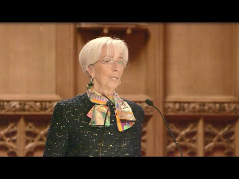"""Banking And Finance: Time For An """"Ethics Upgrade"""" - IMF's Christine Lagarde"""