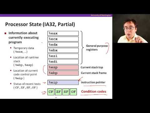 x86 Assembly, Video 4: Conditionals and control flow
