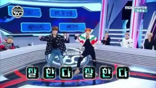 161107 - BTS Jungkook & Jhope Dancing to Red Velvet Russian Ro…