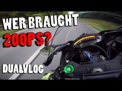 Ein Motorrad braucht unbedingt 200PS?! | Dualvlog mit Wheelerz