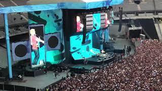 Ed Sheeran - Galway Girl - Paris 2018