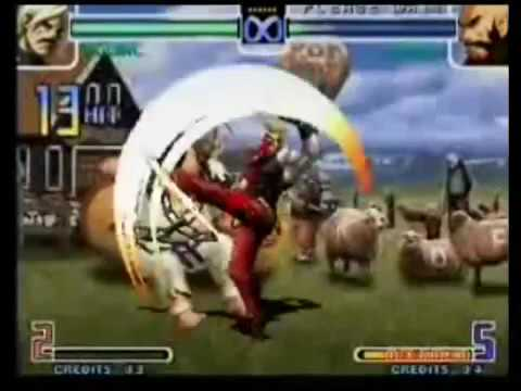 2015 12 Combos infinitos the king of fighters 2002  magic plus II