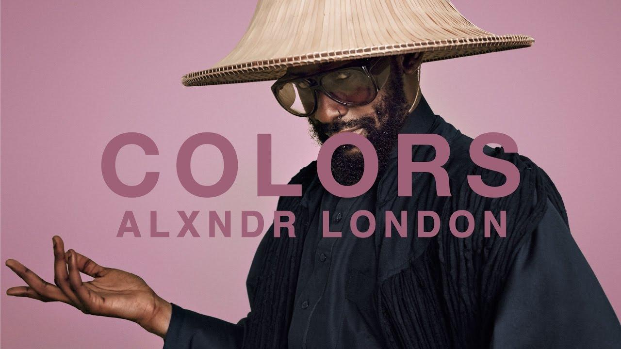Alxndr london april a colors show chords chordify for Haute shut me down