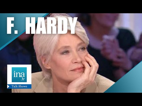 """Françoise Hardy """"Interview tous les garçons et les filles"""" - Archive INA"""