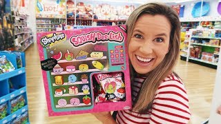 Toy Hunting - Shopkins Squish Dee Lish Squishy Toys, Farty Franny And Flush Games