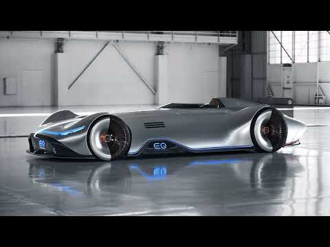 TRailer:  Vision EQ Silver Arrow// Mercedes-Fans.de