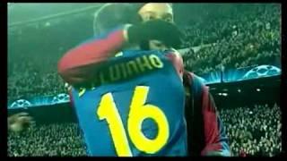 Ronaldinho   Goodbye Barcelona! We had a magical time!