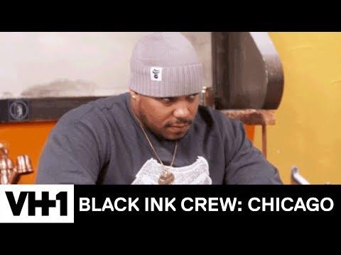 Van Breaks Into The Shop & Fights Junior   Black Ink Crew: Chicago