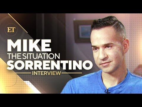 Mike &39;The Situation&39; Sorrentino On Life After Prison
