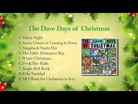 The Dave Days of Christmas (Full Album Stream)