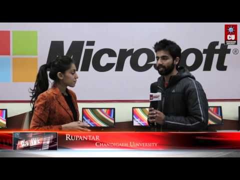 Microsoft Selected 5 CSE Engineering Students of CU