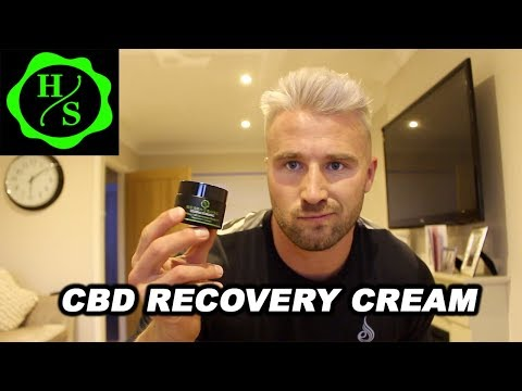 HERBSTRONG CBD RECOVERY CREAM FULL REVIEW!
