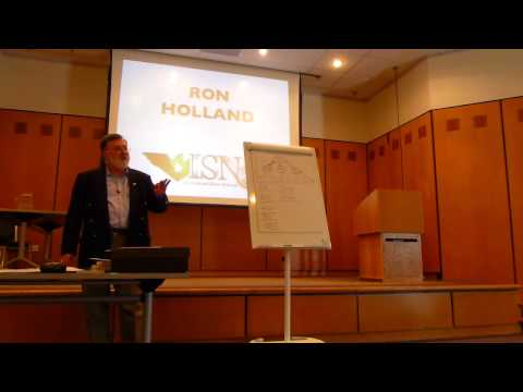 ISN International Silver Network - Goal Achievment Training - Ron G. Holland