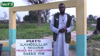 sakku yiw (syape): Puits Al Hamdoulillah dans le Village de Thiandéne à Ndiaganiao