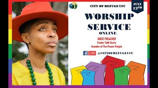 The Process   City of Refuge UCC   June 12 2020