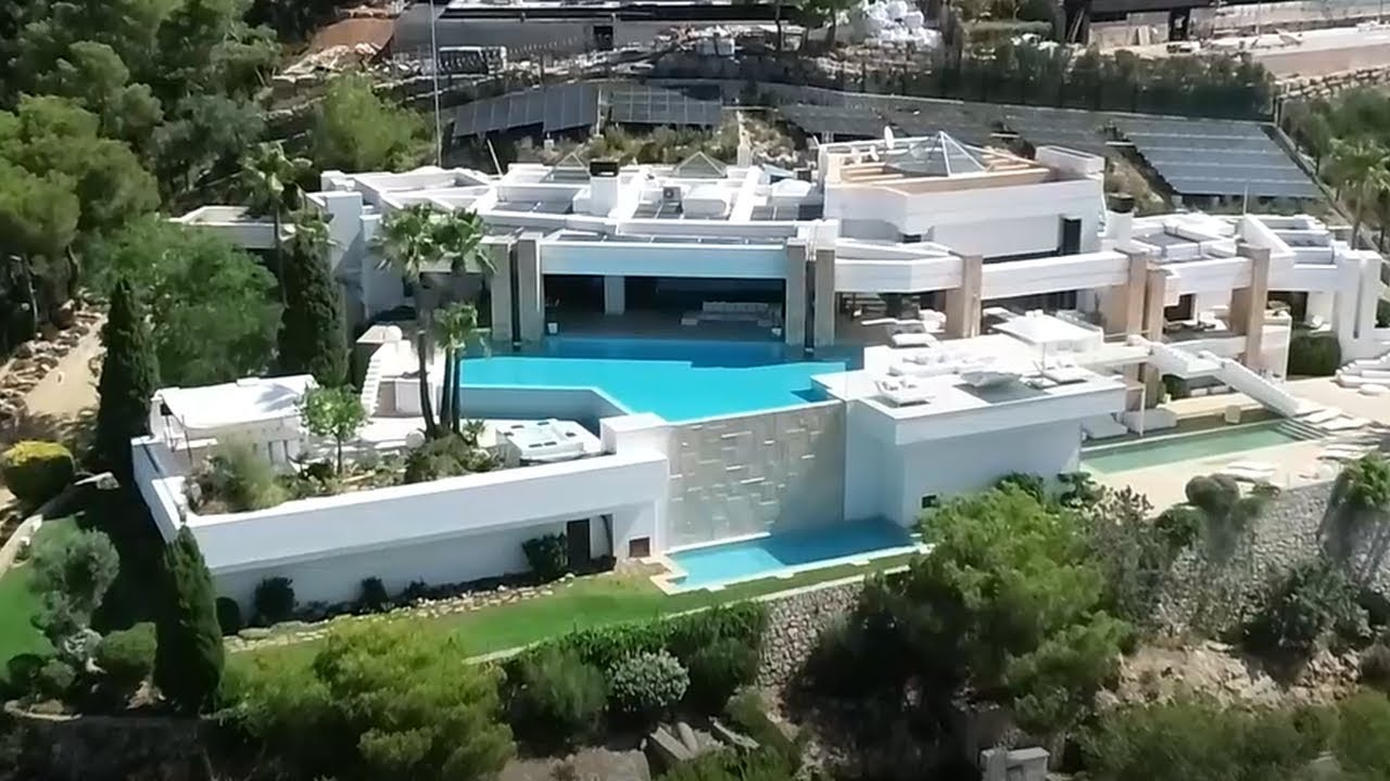Mirage Ibiza - Best property in Can Rimbau and close to Ibiza - Luxury Villas Ibiza