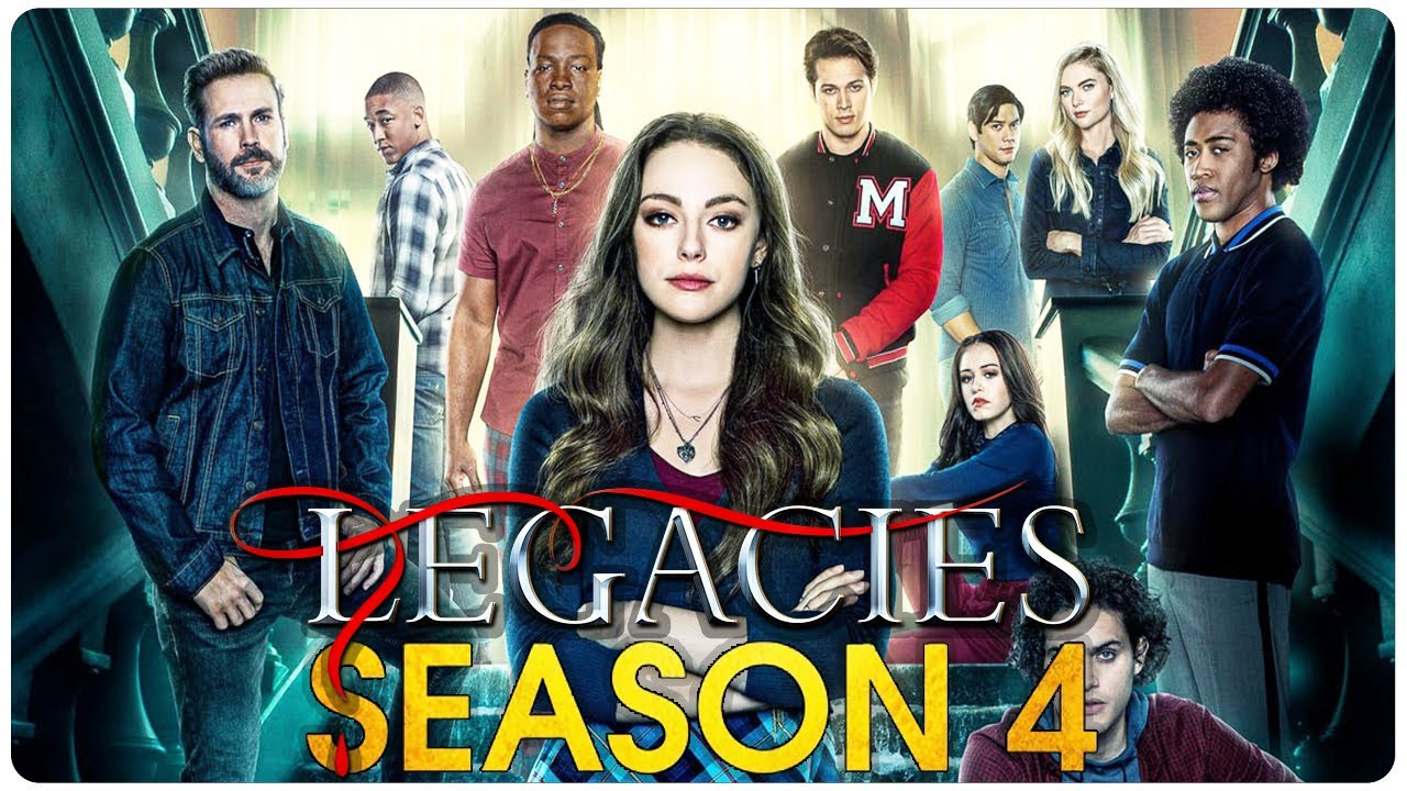 Download LEGACIES Season 4 First Look (2021) With Danielle Rose Russell & Jenny Boyd