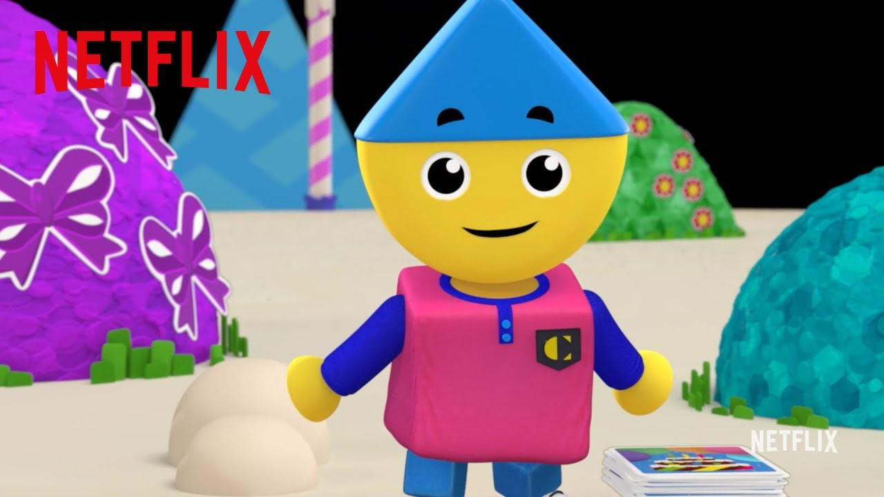 Download Best Birthday Party Ever! | Charlie's Colorforms City | Netflix Jr
