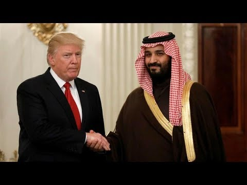 Trump Admin Moved To Give Saudi Nuclear Technology