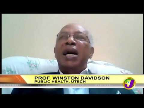 Largest Death Toll from Covid-19 in a Single Day since 2020 in Jamaica