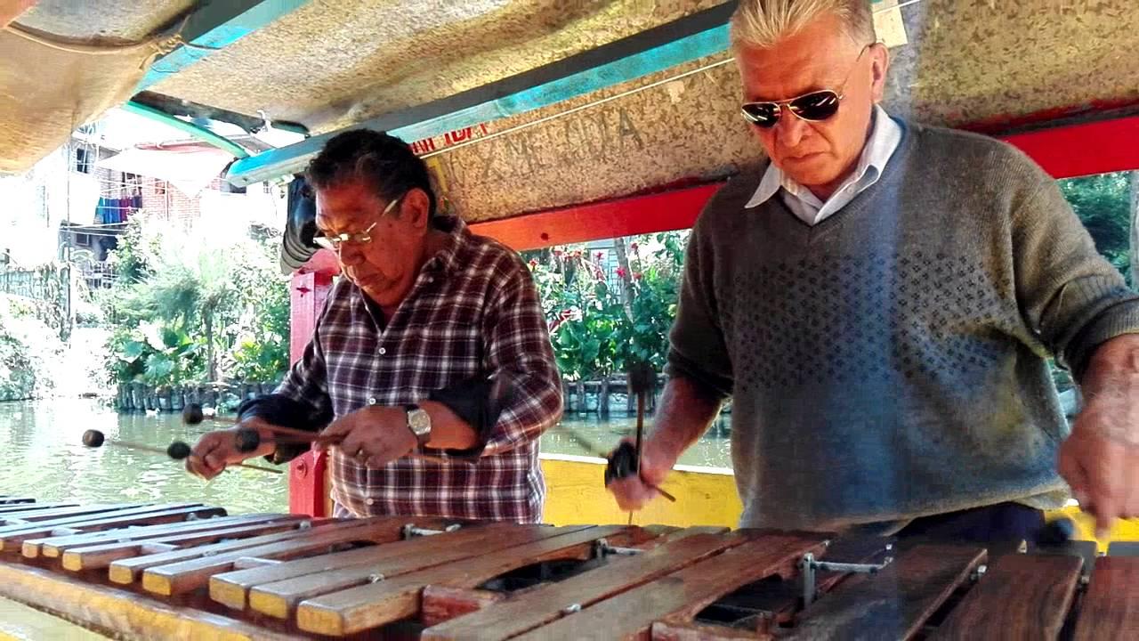 MUSICOS DE XOCHIMILCO - El Sapo ( Son Chiapaneco) - YouTube