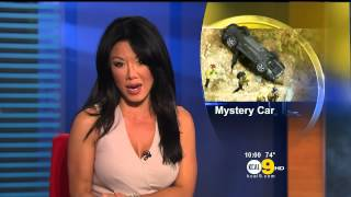 Sharon Tay 2012/09/07 KCAL9 HD