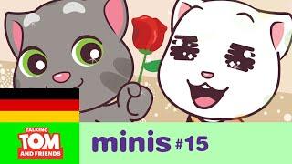 Talking Tom and Friends Minis - Liebe liegt in der Luft (Folge 15)