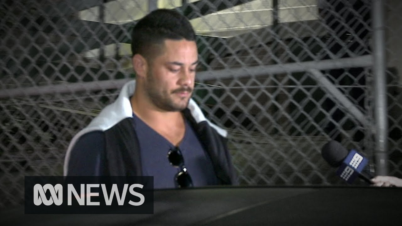 c74db3028 Jarryd Hayne charged with aggravated sexual assault by NSW Police ...