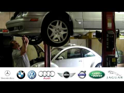 Best German Auto Repair Hendersonville North Carolina - European Motor Werks