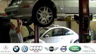 Best German Auto Repair Hendersonville North Carolina