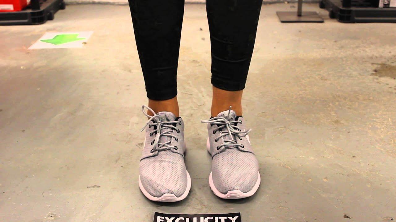 Nike Roshe Run Wolf Grey Speed Yellow