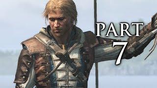 Assassin's Creed 4 Black Flag Gameplay Walkthrough Part 7 - Now Hiring (AC4)