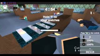 (OLD) ROBLOX logic is weird... {} Stealth Guides - Jewelry Store {} ROBLOX - Heist