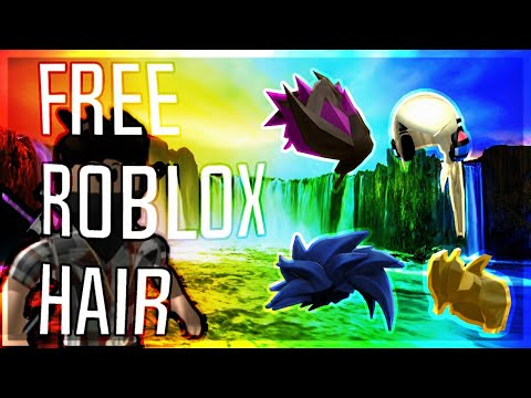 How to Get Free Roblox Hair | Get Roblox Hair For Free | How to Get Roblox Hair For Free 2018