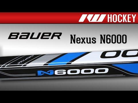 e21cf305eec Bauer Nexus N6000 Stick Review - YouTube
