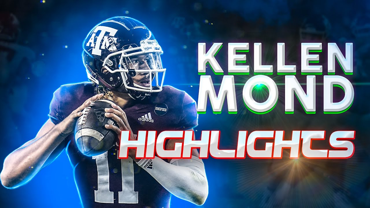 Texas A&M Football: Kellen Mond is still on the board, where will he ...