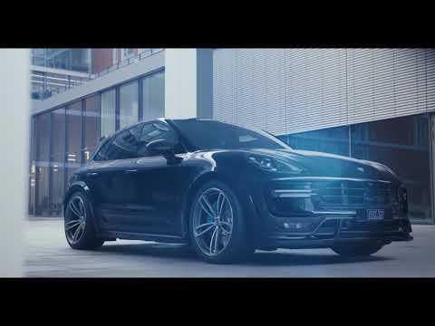 TECHART Personalization for the Porsche Macan