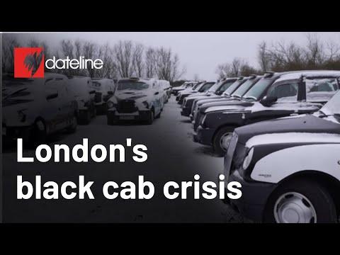 London's black cab crisis   SBS Dateline