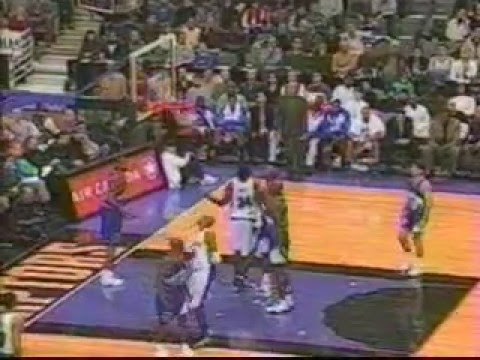NBA MIX 2000-2001 Plays of The Year
