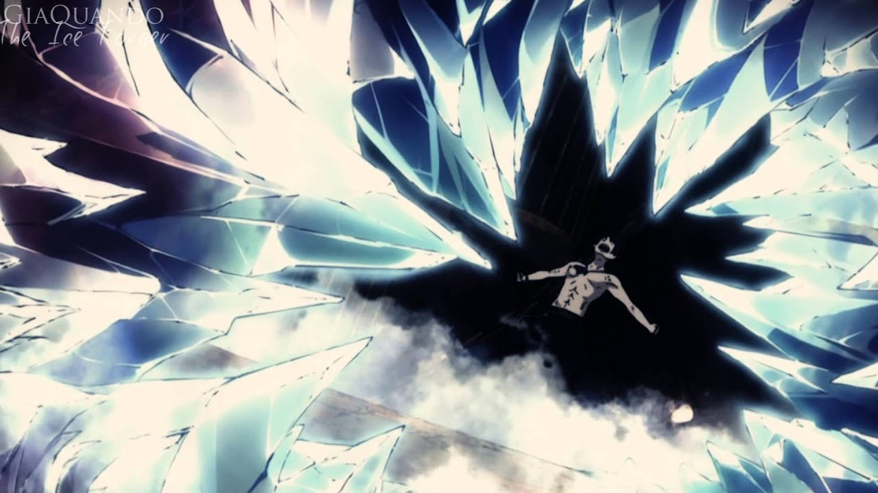 fairy tail amv gray fullbuster the ice forger youtube