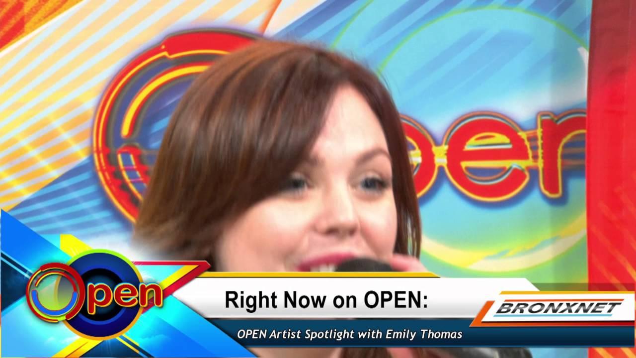 Open Artist Spotlight