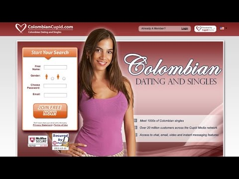 colombia dating site