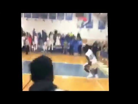 Demond Mills Toor The Roof Off Stephen Decatur High Schools Gym...